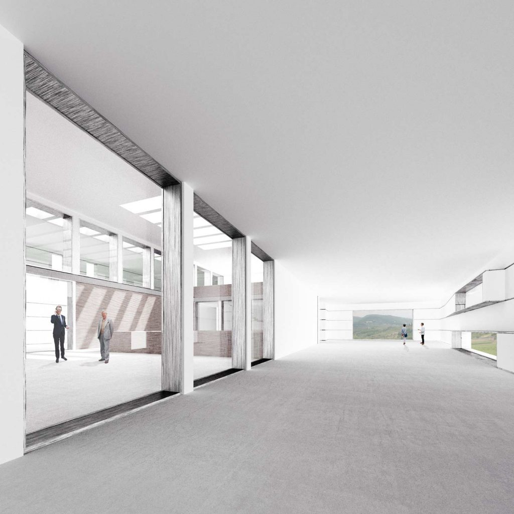 Render interno - Young Architects Competitions