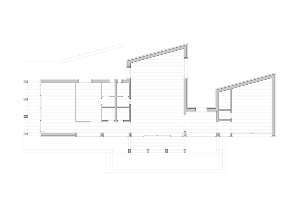 plan for one-story house