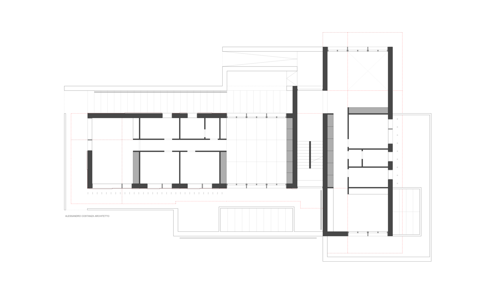 project for duplex house