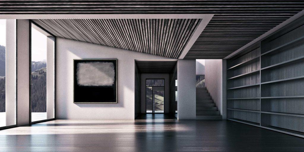 progetto residenziare - Interior Design - Alessandro Costanza Architetto
